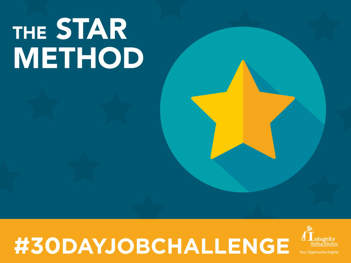 integrity staffing solutions day 26 the star method day 26 the star method