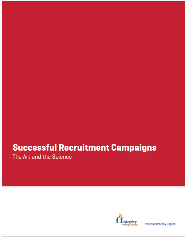 White Paper-Successful Recruitment Campaigns
