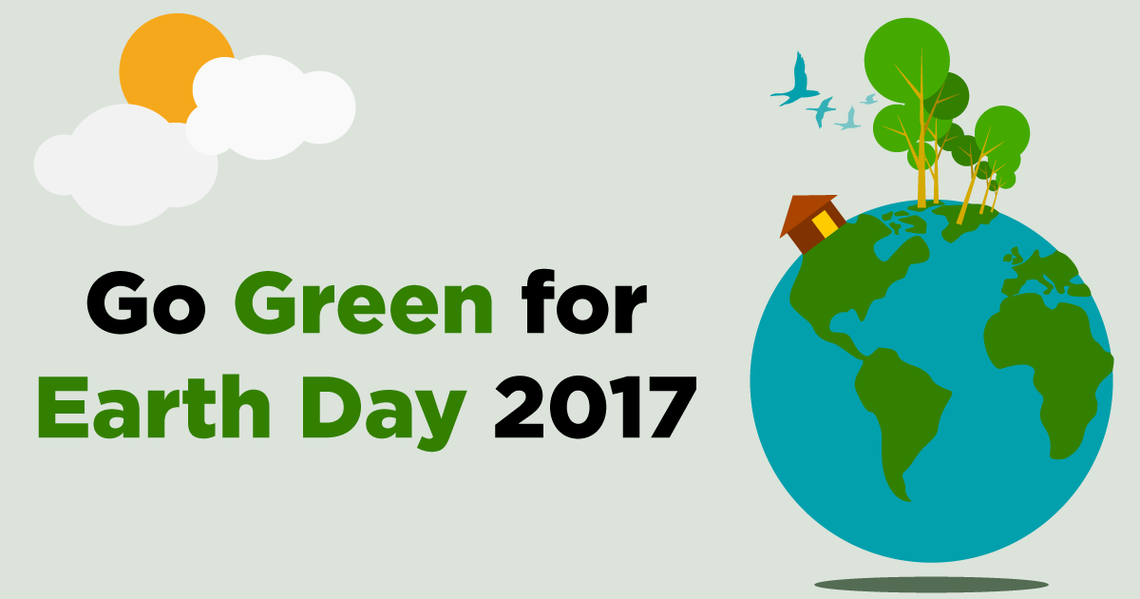 gogreenforearthday