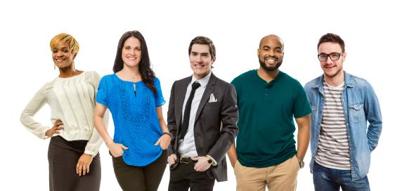 2018 diverse group