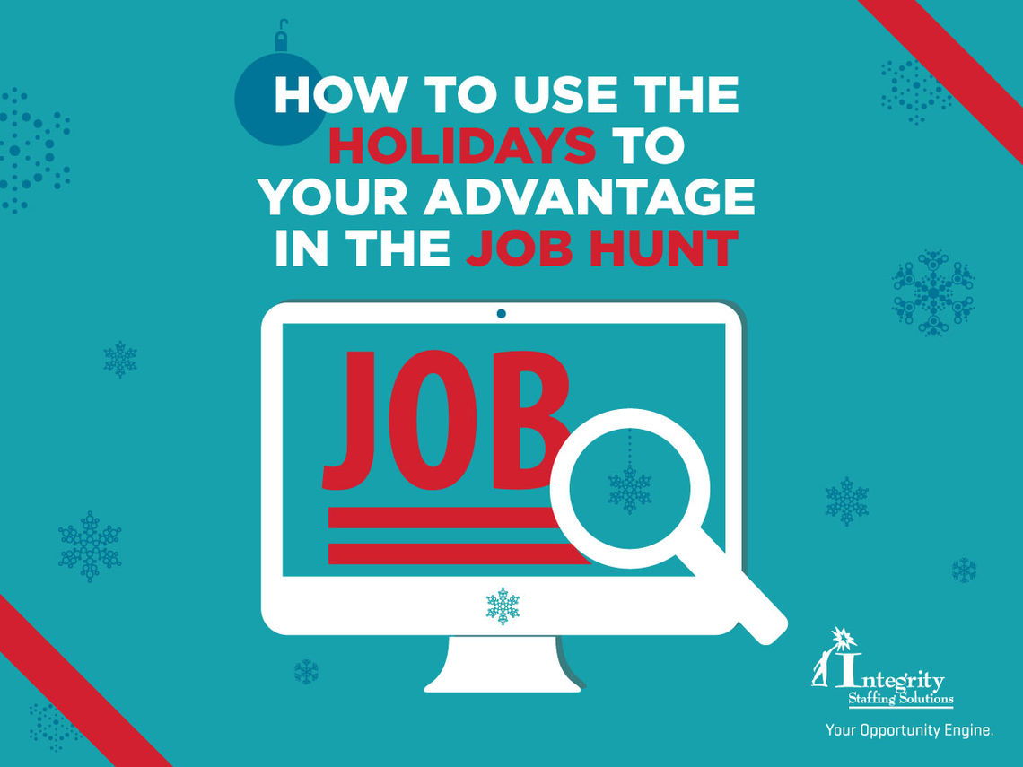 Holiday Job Hunt