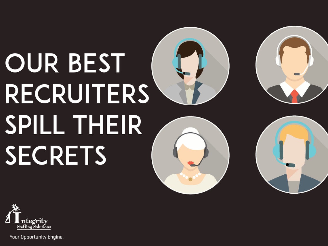 Recruiter Secrets
