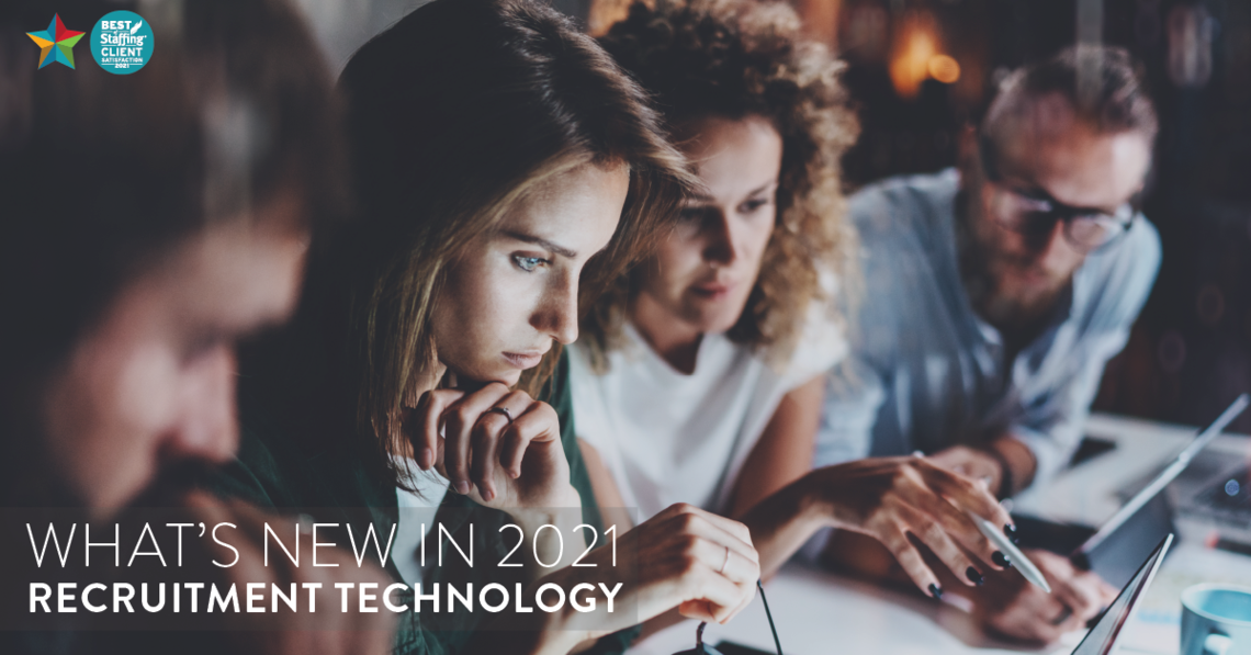 The Recruitment Tech Stack for 2021 and Beyond