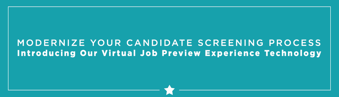 vr job preview experience