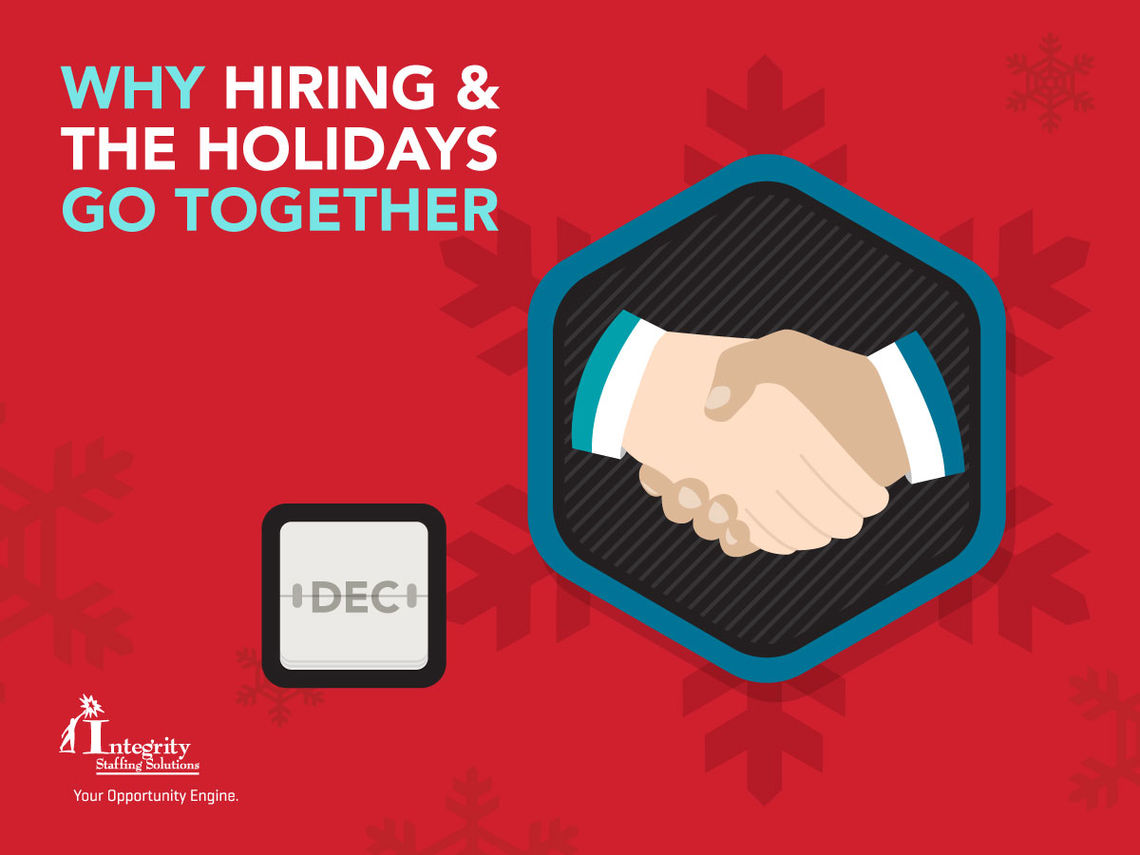 Hiring and the Holidays